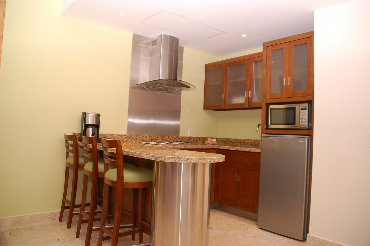 Breakfast nook -  kitchenette fully equipped