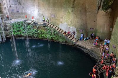 Cenote Ik-Kil