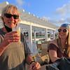2021-04-06_9_Iberostar Playa Mita_Tony_Marian.JPG<br /> <br /> Tony pretending to drink my rum & pineapple drink!