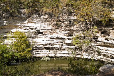 Cenote Sagrado - Sacred Cenote Chichén Itzá, Yucatán, Mexico