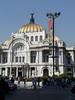 Bellas Artes (Beautiful Arts)<br /> Zocalo, Mexico City