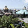 Basilica in Mexico City, Mexico