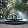 Fountain in Coyacan, Mexico City, Mexico