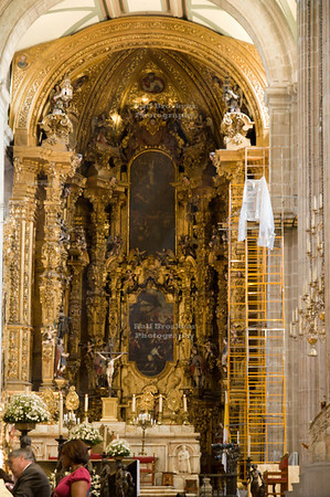 Altar of the Kings - Metropolitan Cathedral, Mexico City, Mexico