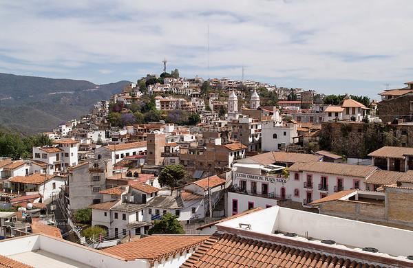 Taxco de Alarcón, Guerrero, Mexico UNESCO World Heritage Site