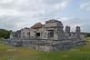 Mayan ruins at Tulum, Yucatan, Mexico