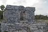 Ruins at the Mayan site Tulum, Yucatan, Mexico