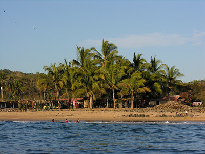 © Joseph Dougherty. All rights reserved.  Chacala, Nayarit Province, Mexico.