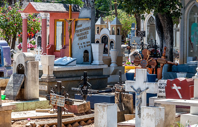Panteon General, Oaxaca's Main Cemetery
