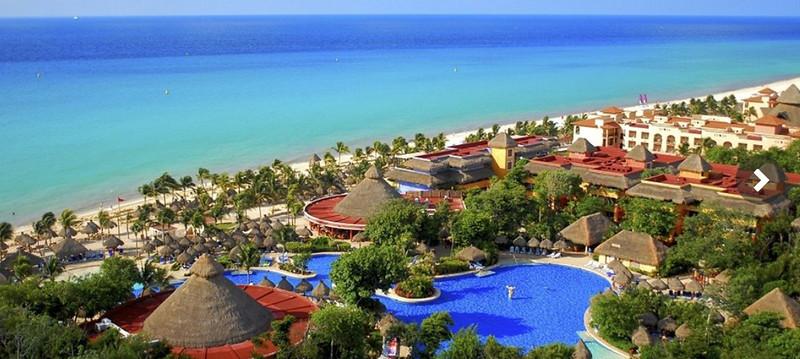 PR photo from iberostar resorts of the Iberostar Quetzal