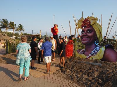 Rhumba at the Beach