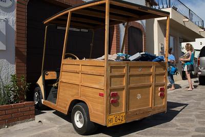 Cuban Woody Cart