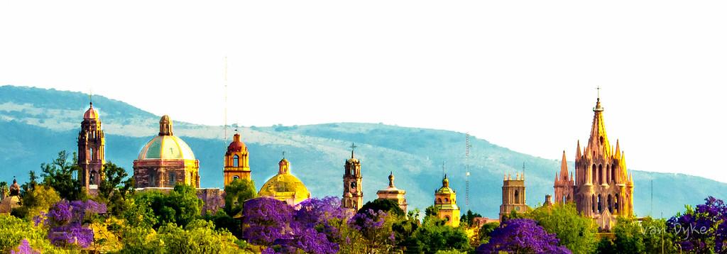 Steeples Of San Miguel