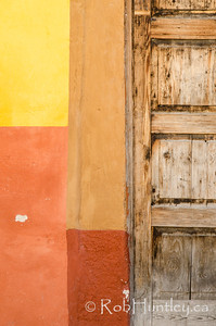Colours of San Miguel de Allende
