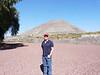 Piramida del Sol<br /> Teotihuacan, Mexico