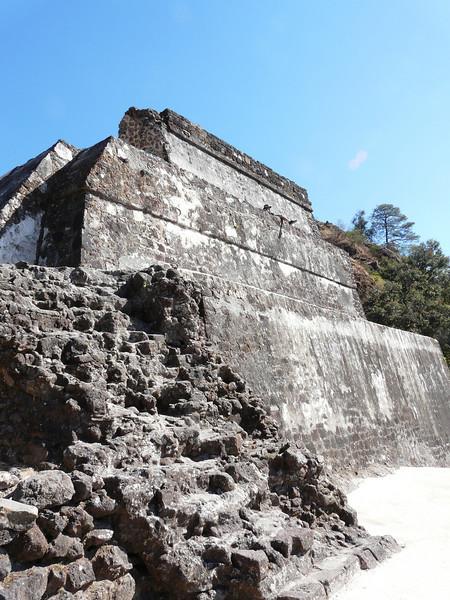 El Tepozteco, the pulque god