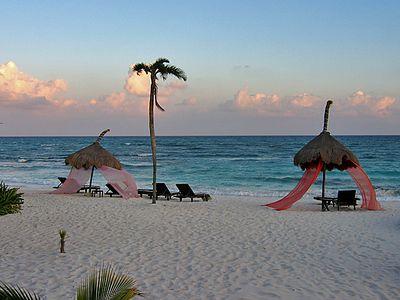Xpu Ha Beach