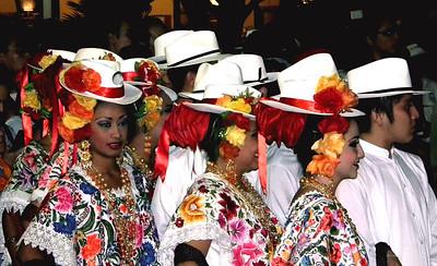 Mayan Dance in Merida