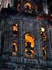 Mexico - DF - centro - Zocalo - cathedral - tower