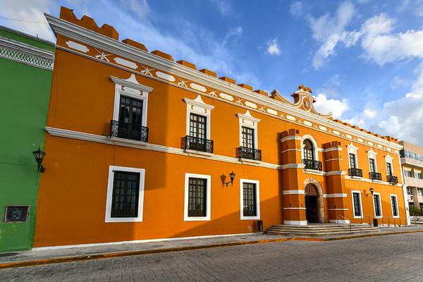 City Hall - Campache, Mexico