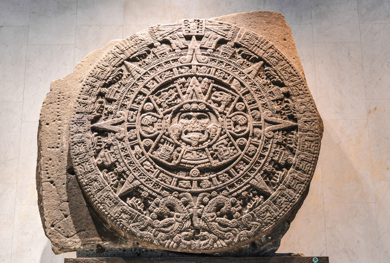 Aztec Stone of the Sun