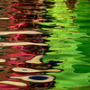 """Water Paintings"" - reflections from the boats"