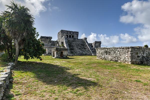 El Castillo - Tulum, Mexico