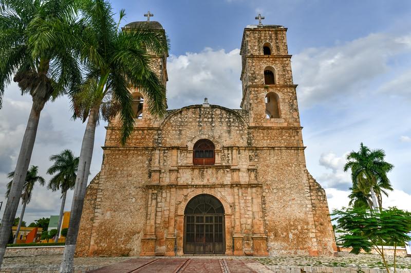 Church of San Francisco of Asis - Hecelchakan, Mexico