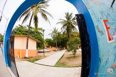 elementary school in sayulita