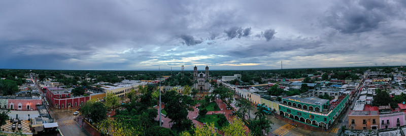 Cathedral of San Gervasio - Valladolid, Mexico