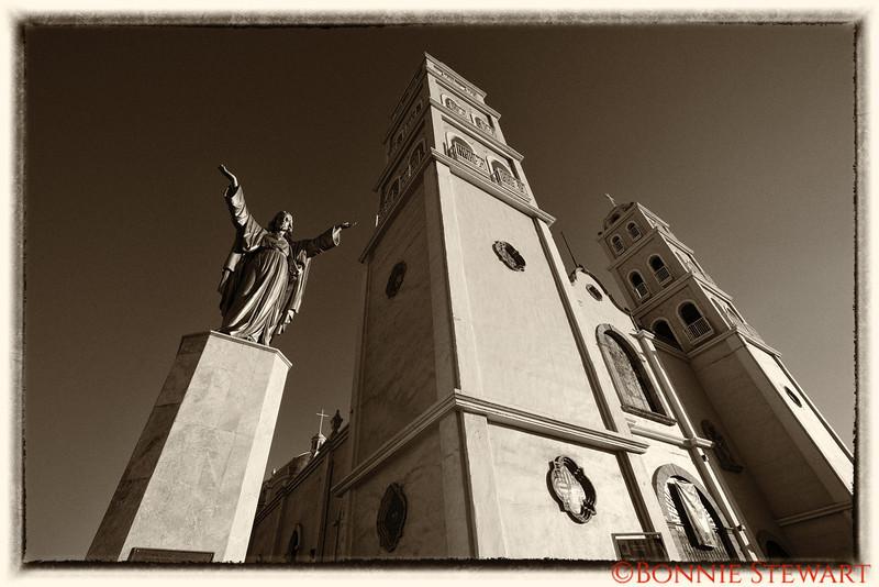 Church in Ensenada