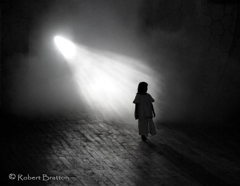 Girl in the Spotlight