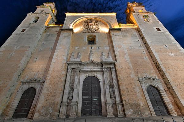 San Ildefonso Cathedral of Merida - Merida, Mexico