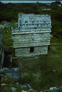 Chichen Itza, 1981