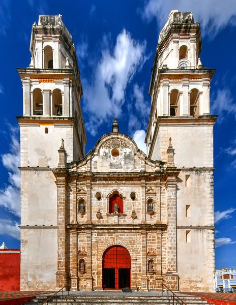 San Francisco de Campeche Cathedral