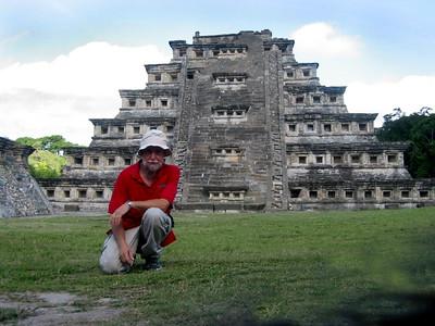 Tajin, Pyramid of the Niches.