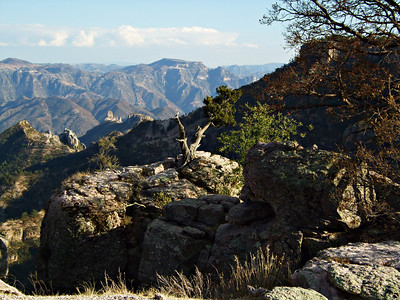 Copper Canyon Magic Hour;