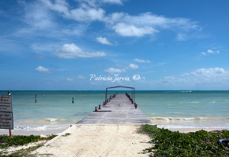 Punta Allen dock-02509
