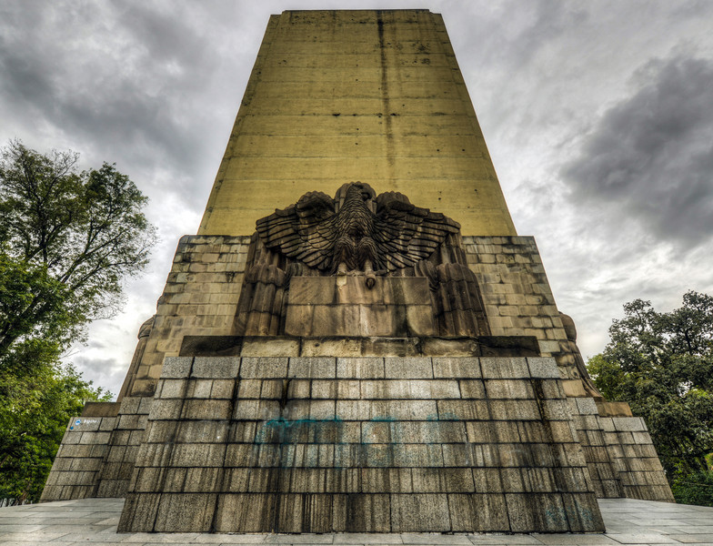 Monument to Alvaro Obregon