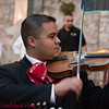 <strong><center><b>El Mariachi<br> Mariachi is a genre of music that originated in the State of Jalisco, in Mexico, and El Mariachi is also the name of an american action movie, a Spanish language film from 1992.  But this El Mariachi was playing for us when we had our dinner, in San Antonio, Texas.