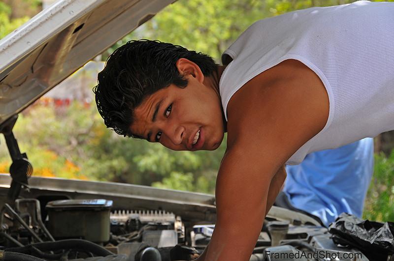 <strong><center><b>The Mechanic</strong>