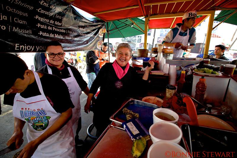 La Guerrerense Street Tacos