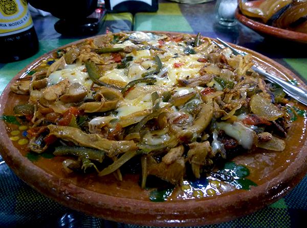 Alambre - Eat in Mexico