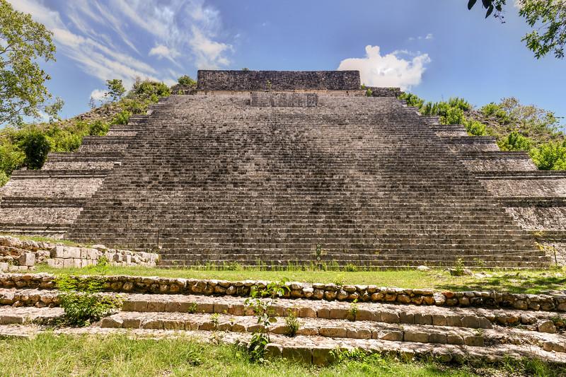Great Pyramid - Uxmal, Mexico