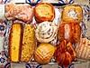Mexico - DF - centro - Cafe Tacuba - bread