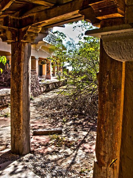 Ruins of El Tecuan 1, Mexico TM