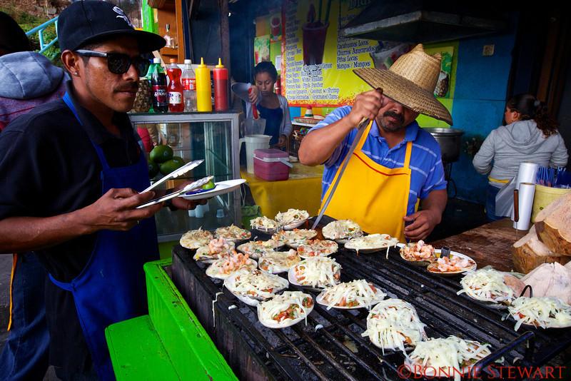 Food Vendor