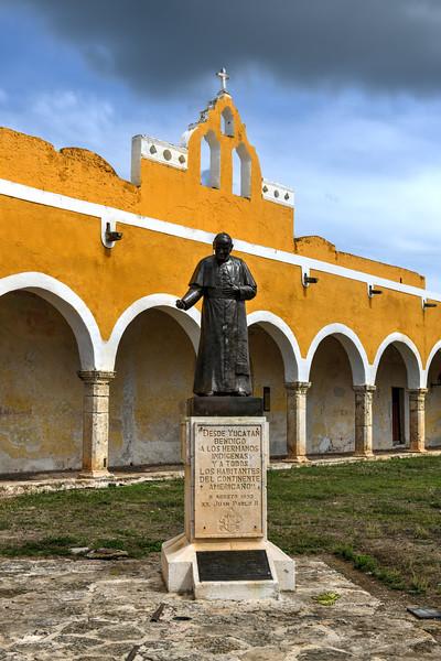 Convent of San Antonio of Padua - Izamal, Mexico