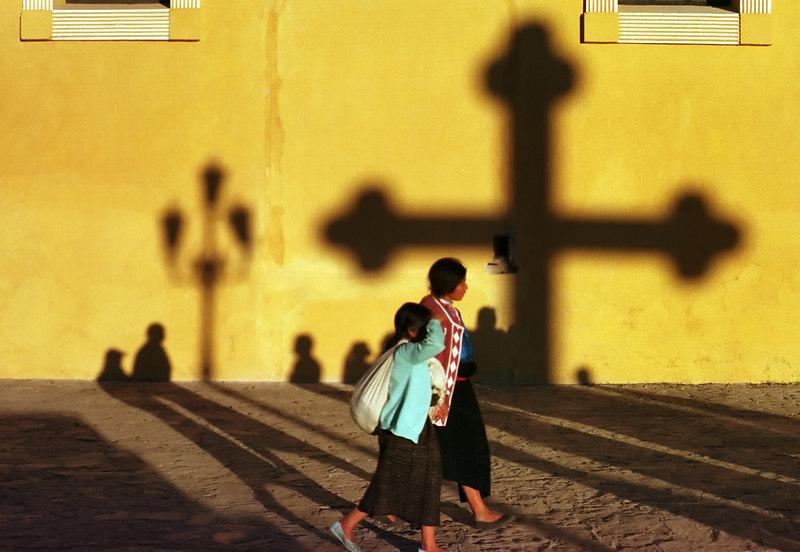 San Cristobal de Las Casas, Chiapas. 1997