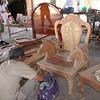Mahogany furniture maker